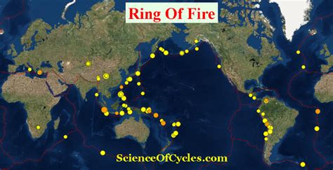 earthquake ring of fire breaking news ring of fire starts to light up with