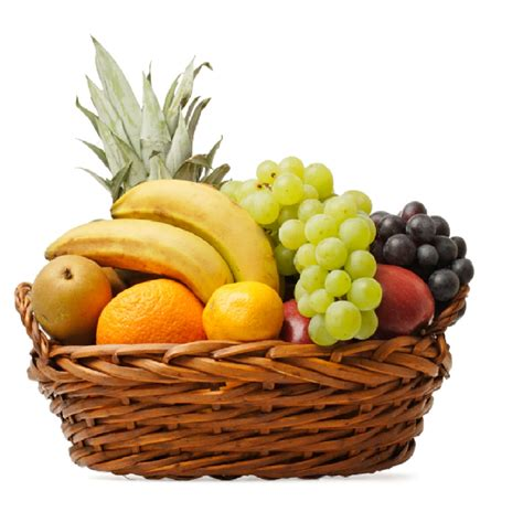 fruit basket get better with age aging gracefully and healthily platter of