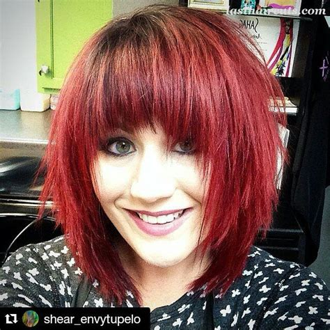 terrie haircut on pinterest 22 pins 22 chic bob hairstyles with bangs bobhaircuts last