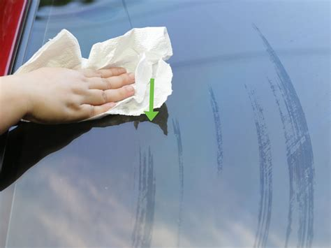 Glass Scrub 5 ways to clean a glass windshield wikihow