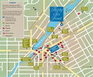 stratford ontario canada map local amenities tricar new condos and rentals