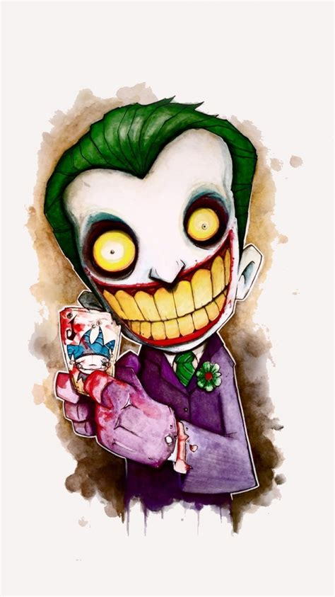 cute joker wallpaper joker painting wallpaper 123mobilewallpapers com