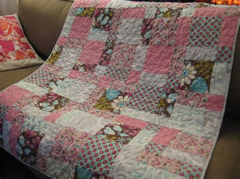 Quilts For Beginners by A Quilt For Fabric Crush Quilting In The