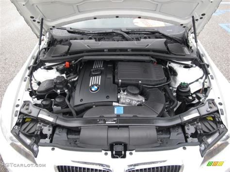 2009 Bmw 335i Engine by 2009 Bmw 3 Series 335i Coupe 3 0 Liter Turbocharged