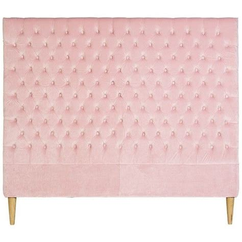1000 ideas about pink headboard on velvet