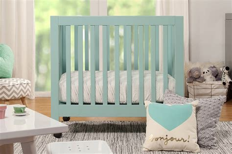 Babyletto Origami Mini Crib - 5 bassinets that keep baby closer to you longer project