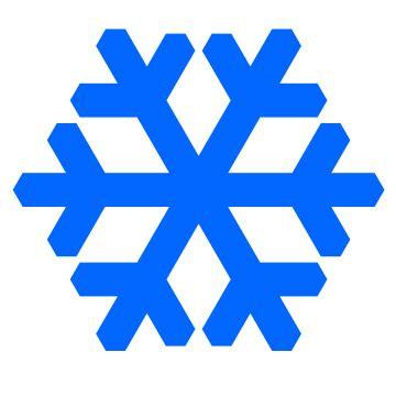 snow flake clip snowflake clip clipart clipart best