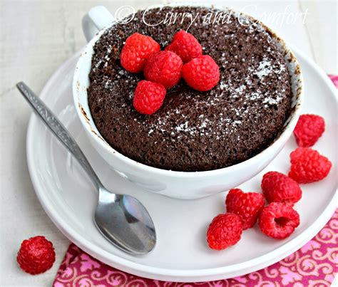 kitchen simmer 2 minute chocolate mug microwave cake