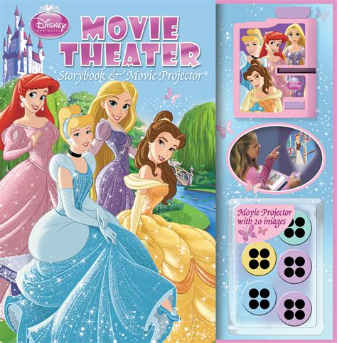 a princess books disney princess theater book by disney princess