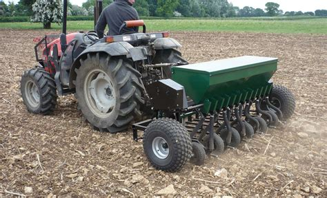 Atv Planters Drills by Grass Seeder Drill Quotes