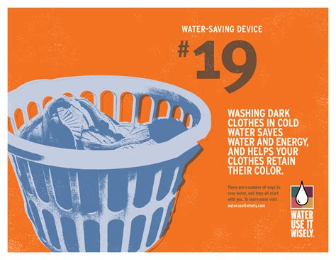 wash color clothes in or cold water water saving tip no 19 washing clothes in cold