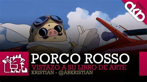 libro watchmen art of the un vistazo al libro the art of porco rosso youtube