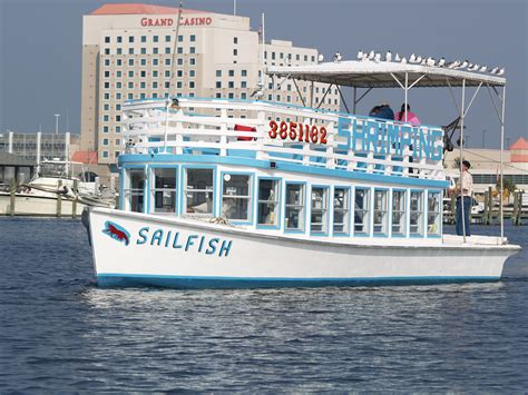 biloxi boat tours the biloxi shrimping trip is the best boat tour in mississippi
