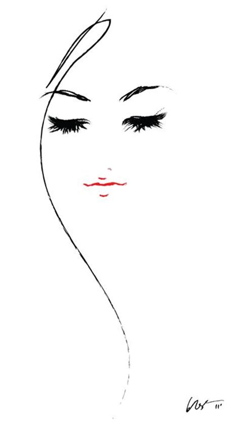 fashion illustration drawing faces 275 best to draw images on drawing