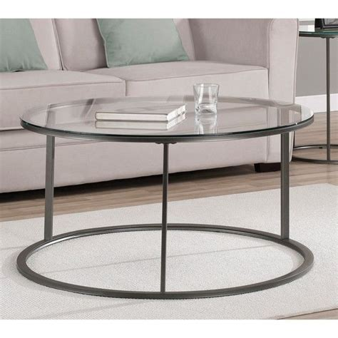 glass accent tables living room modern new glass metal living room accent coffee table console