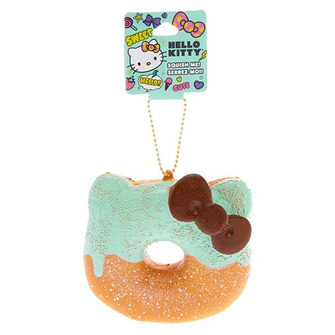 Squishy Mobil Hello hello squishy half mint donut s us