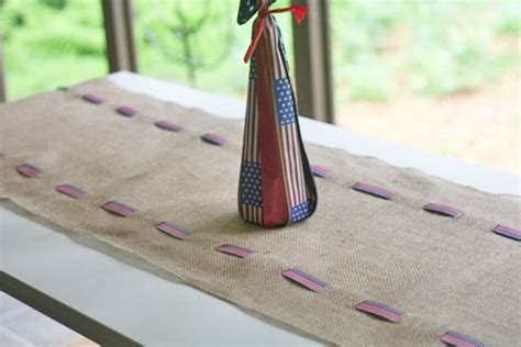 how far should a table runner hang summer crafts page 6 factory direct craft