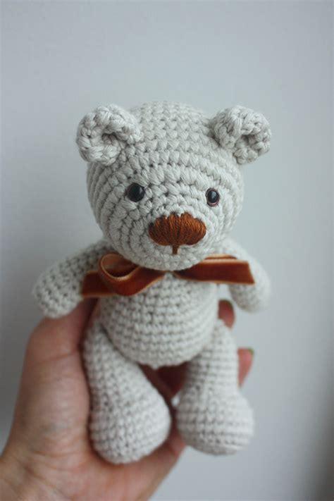 pattern crochet teddy bear little teddy bear amigurumi pattern amigurumipatterns net