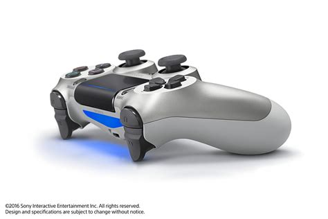 Dualshock 4 Silver opens preorders for the silver dualshock 4 in america idealist
