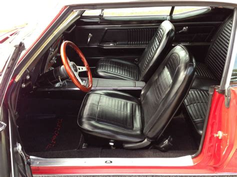 1967 Firebird Interior by 1967 Pontiac Firebird Interior Pictures Cargurus