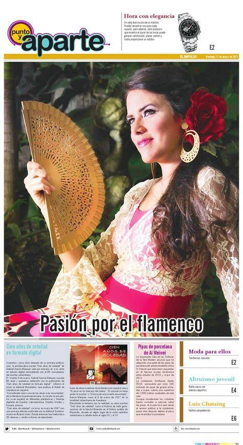 Pasi 211 N Tuerca Digital La Primera Vez Y Punta Del Torneo - pasi 243 n por el flamenco punto y aparte 11 03 2012 by