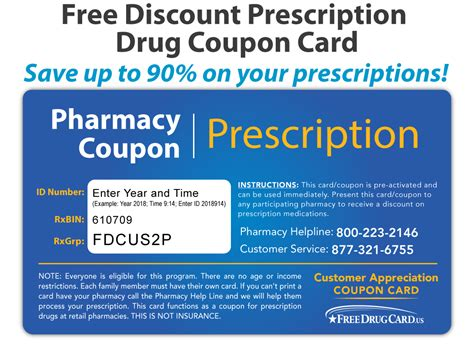 Gift Card For New Prescription 2017 - rx pharmacy coupons 2016 2017 best cars review