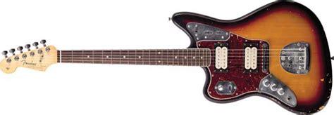 squier jaguar left handed fender kurt cobain jaguar guitar introduced news