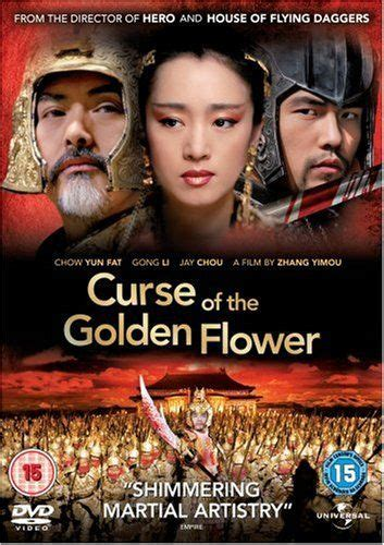 chinese film golden flower curse of the golden flower 2006 on collectorz com core