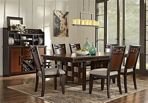 cherrywood dining room sets bedford heights cherry 5 pc dining room dining room sets