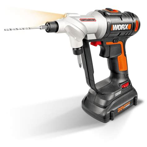 Lv 2in1 2 worx 20v switchdriver wx176l 2 in 1 drill review tool