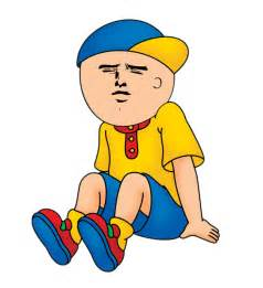 caillou meme www galleryhip hippest pics