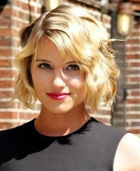 hairstyles for thick hair no heat short haircuts for wavy thick hair
