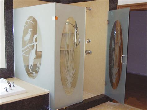 Cast Glass Shower Doors Cast Glass