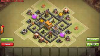 Clash of clans th4 base war quotes