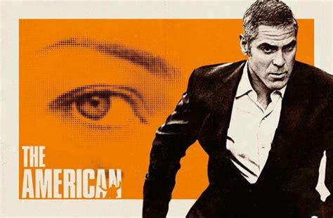 The American The American Poster Filmofilia