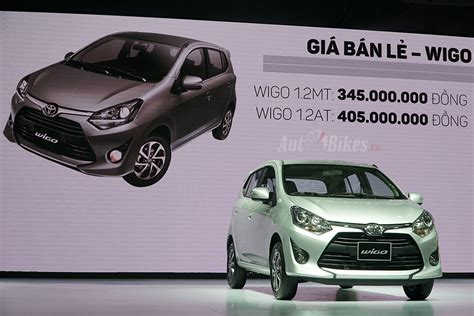 2019 Toyota Wigo by Toyota Wigo 2019 Gi 225 Từ 345 Triệu đồng Tại Việt Nam