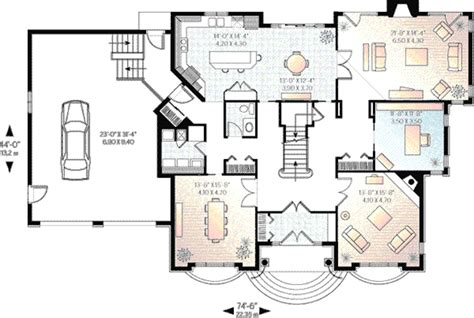 house plan best of how to read house plan measurements mediterranean style house plan 4 beds 3 5 baths 4200 sq