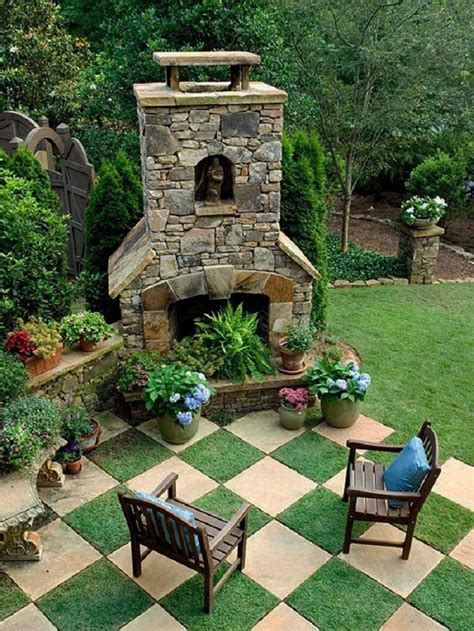 Creative Backyard Ideas Creative Ideas Relaxing Garden Retreat For The Yard