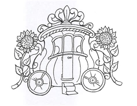 pumpkin carriage coloring page cinderella pumpkin carriage coloring pages sketch coloring