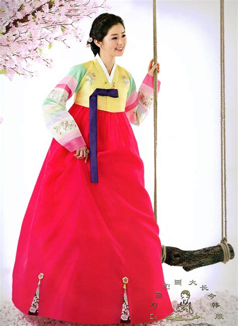 Hanbok Import Korea Trendy 1 i korea korean traditional clothes hanbok