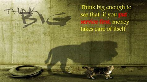 Thinking Big the magic of thinking big