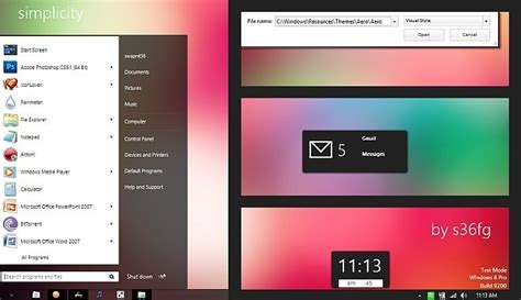 windows 7 themes for windows 8 1 free download 15 most popular windows 8 and 8 1 themes free download