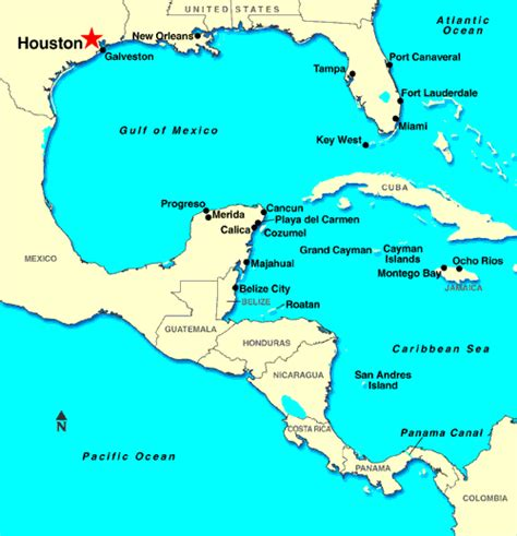 port texas map houston any port tx discount cruises last minute cruises notice cruises vacations