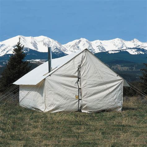 wall tent montana canvas wall tents outfitterssupply