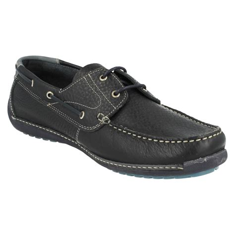 boat deck shoes mens clarks deck shoes ro boat ebay