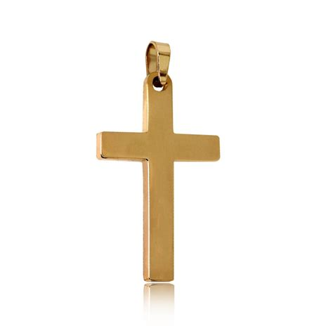 cadena de plata con crucifijo para hombre colgante cruz peque 241 o crucifijo acero para collar cadena