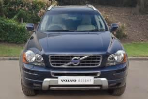 Used Volvo Xc90 Diesel Used Volvo Xc90 2 4 D5 200 Es 5dr Geartronic Diesel