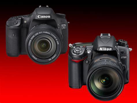 Kamera Nikon Eos D7000 dslr to nikon d7000 vs canon eos 7d what