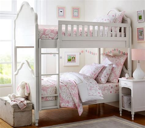 pottery barn kids bunk beds juliette twin over twin bunk bed pottery barn kids