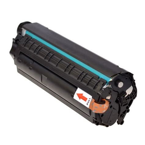 Printer Hp Q2612a q2612a printer black toner cartridge for hp laserjet 12a black free shipping dealextreme